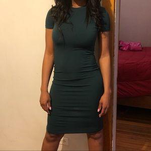 Forever 21 Green Dress